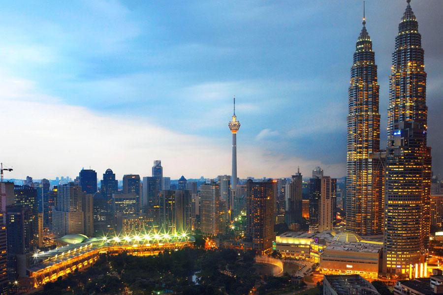 Tháp Đôi Malaysia Cao Bao Nhiêu Tầng?
