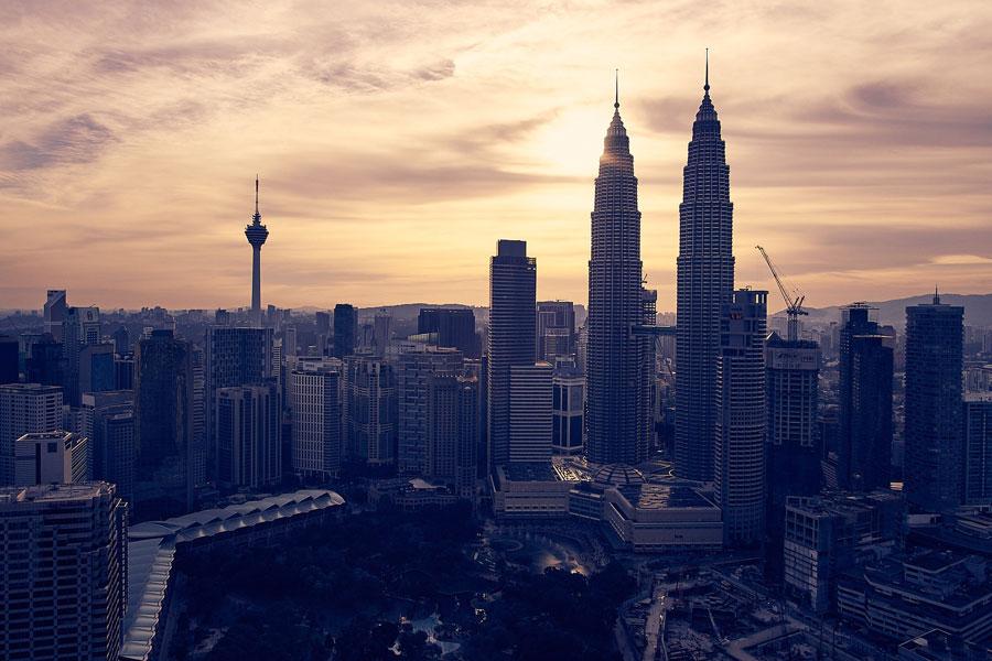 Chiêm Ngưỡng Tòa Tháp Đôi Malaysia