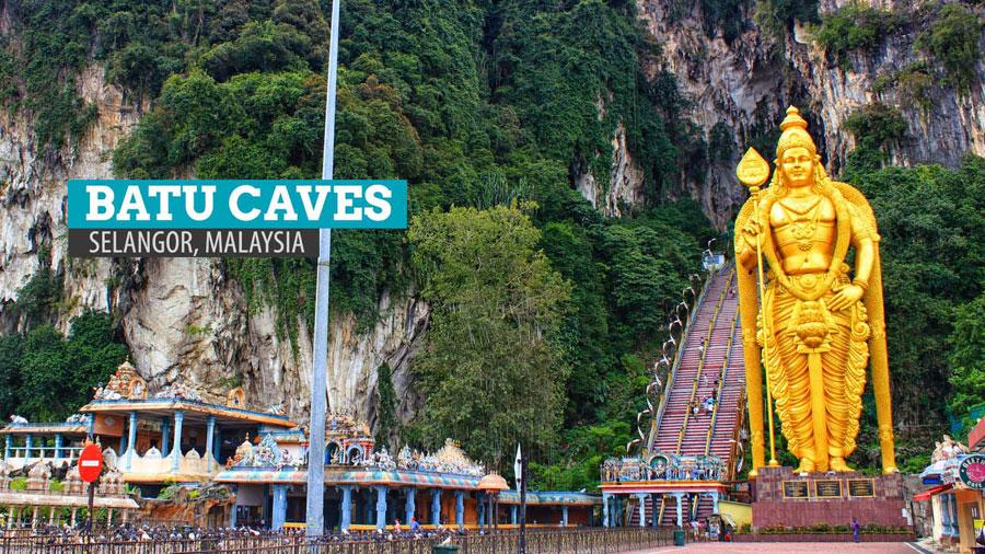 Động Batu Malaysia Nơi Ẩn Chứa Sự Huyền Bí Linh Thiêng