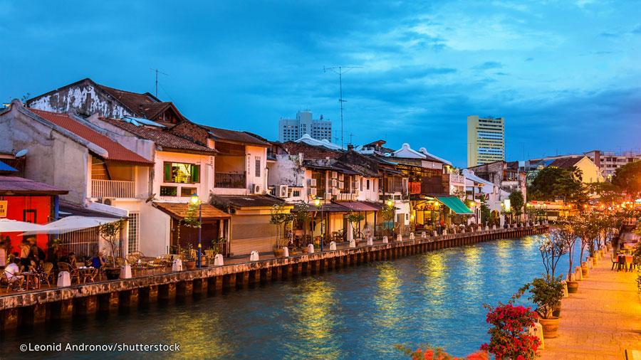 Malacca Malaysia Có Gì Khiến Cư Dân Mạng Siêu Lòng?