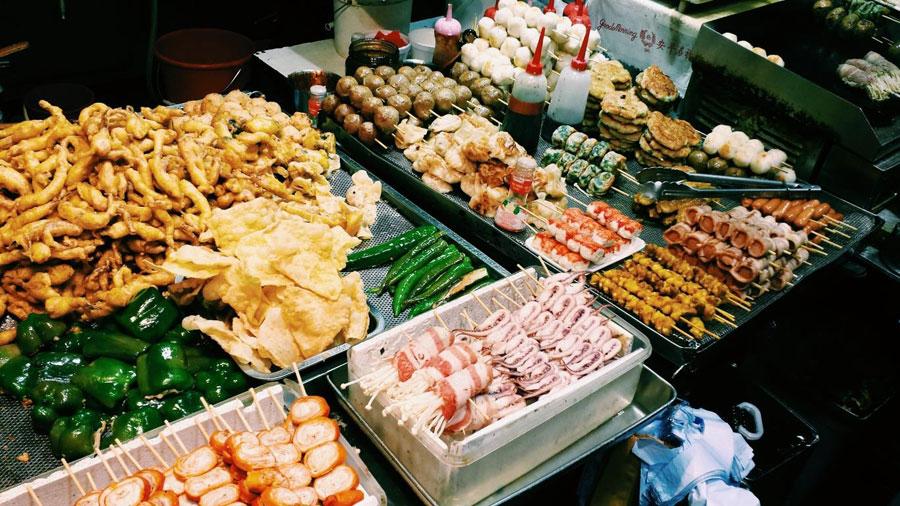 """Tour Du lich Kuala Lumpur dành cho dân """"sành ăn"""""""