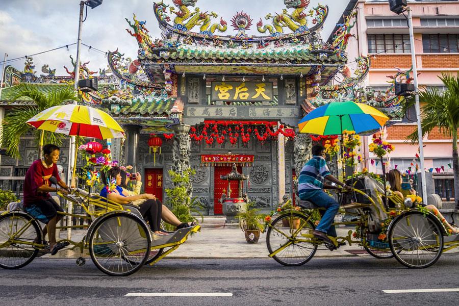 Gía Tour Penang 2019