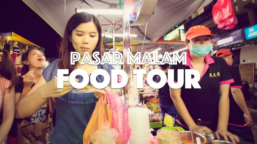 Du Khách Thích Thú Khám Phá Chợ Đêm Trong Tháng Chay Ramadan Malaysia 2019
