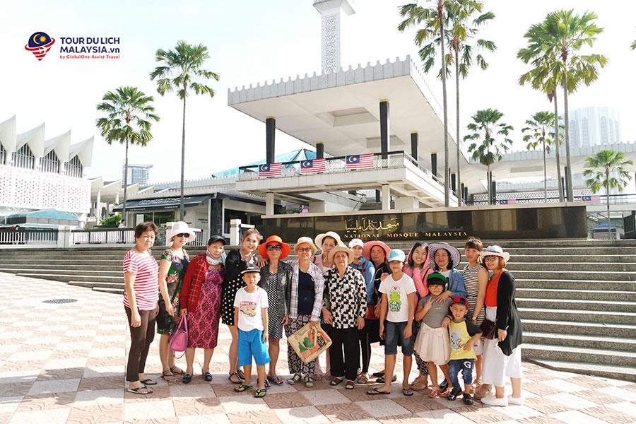 Kuala Lumpur – Malacca – Genting 5 ngày 4 đêm