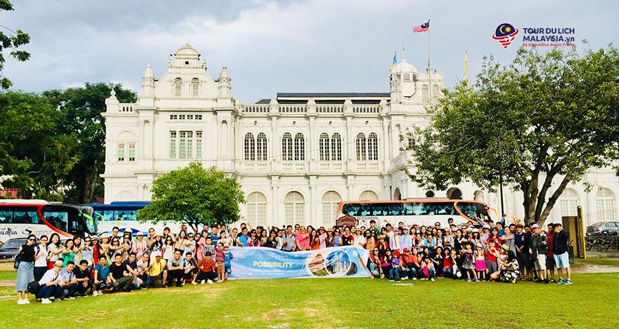 Tour Penang – Kuala Lumpur – Genting 5 ngày 4 đêm