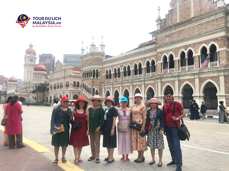 Khám Phá Di Sản Và Văn Hoá Kuala Lumpur – Tour Nửa ngày