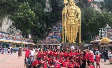 Động Batu – Vùng Ngoại Ô Kuala Lumpur Nửa Ngày