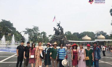 Kuala Lumpur City tour – Tour Sáng Hoặc Chiều