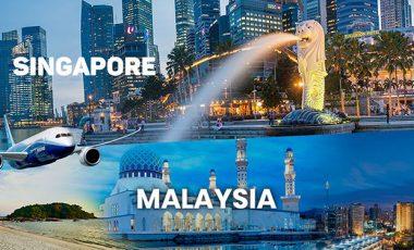 Malaysia – Singapore 6N5Đ – từ Hà Nội, KH Mùng 2 Tết 2020 – HẾT CHỖ