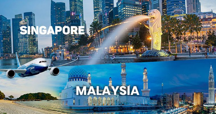 Malaysia – Singapore 6N5Đ – từ Hà Nội, KH Mùng 2 Tết 2020