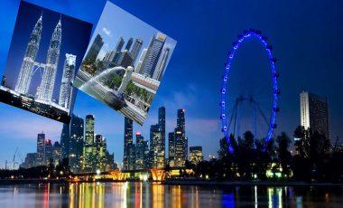 Singapore – Malaysia 6N5Đ, Mùng 4 Tết 2020, Tour 4 sao – HẾT CHỖ
