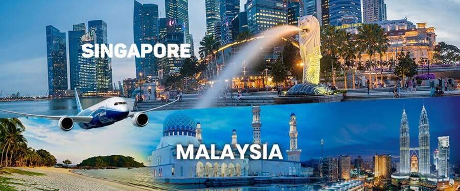 Tour đi Singapore – Malaysia 5 ngày 4 đêm khởi hành mỗi ngày