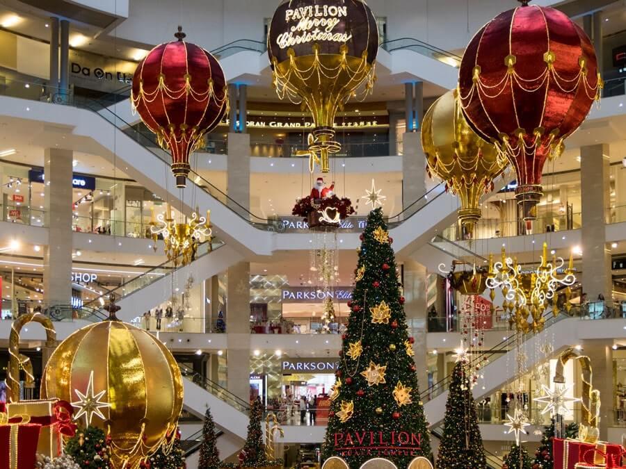Tour Singapore Malaysia Mùa Giáng Sinh Có Gì Hay?