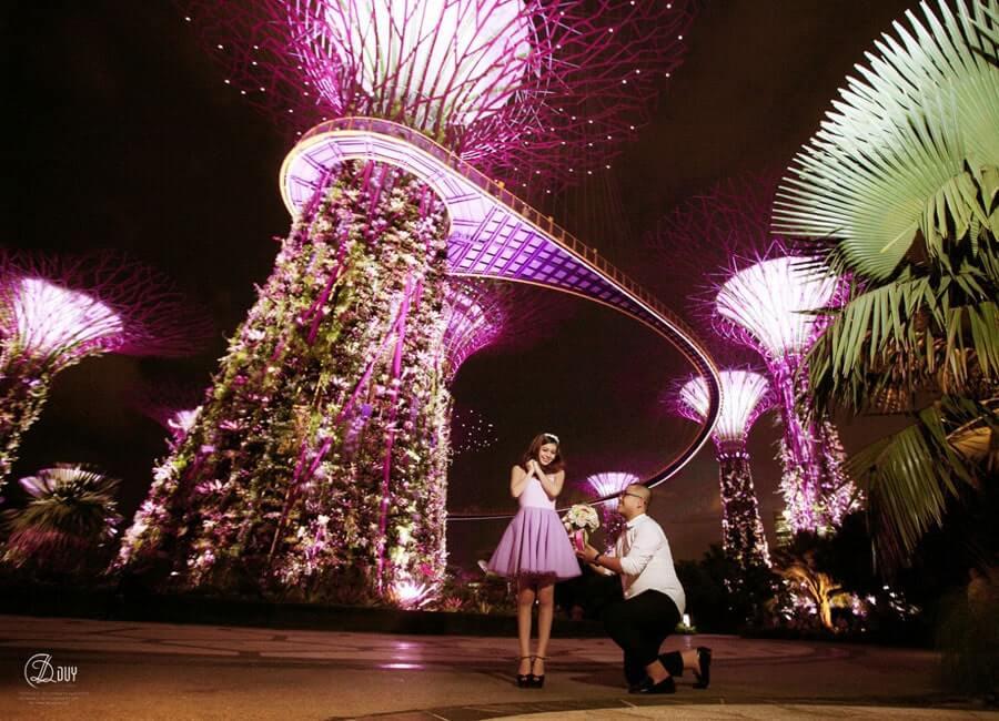 Du lịch Singapore và Malaysia