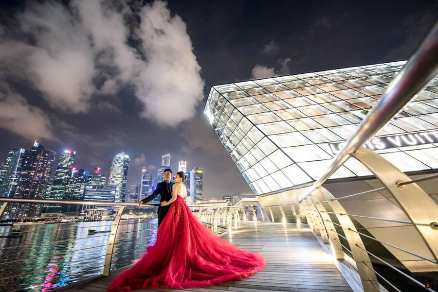Du Lịch Singapore Và Malaysia Chụp Hình Cưới Ở Đâu Đẹp?