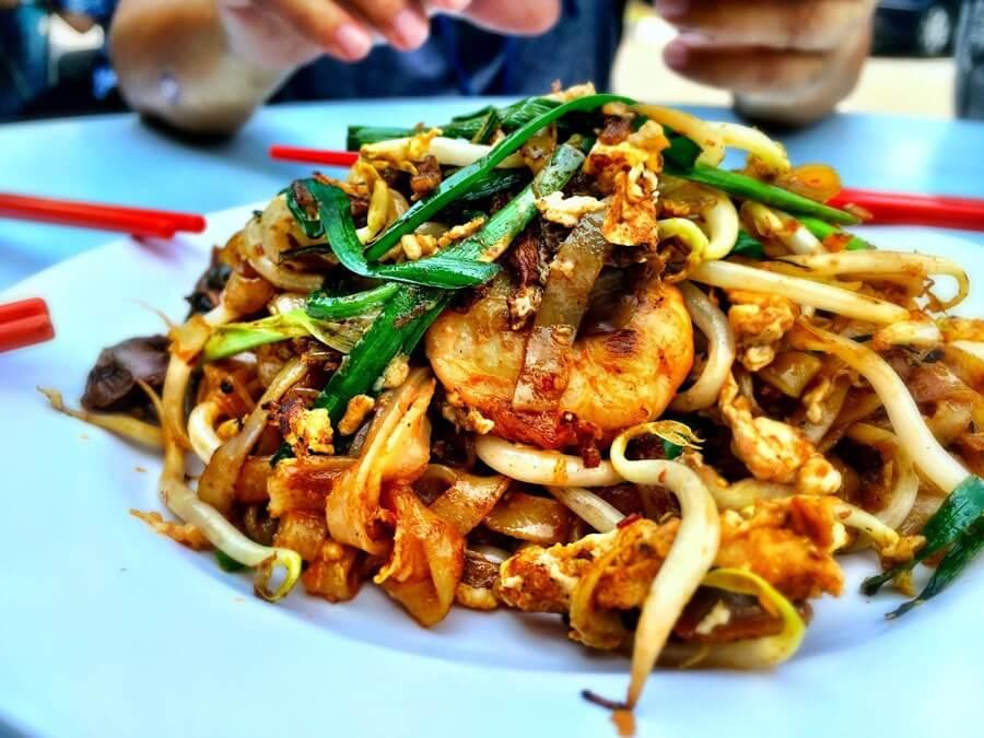 Char-Kuey-Teow-pho-xao-malaysia