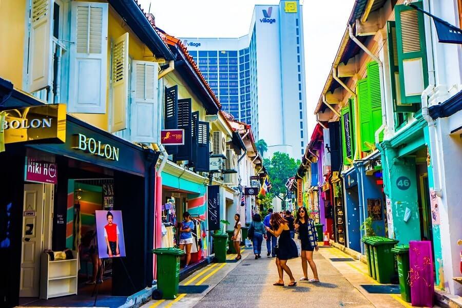 Kampong-Glam-Singapore