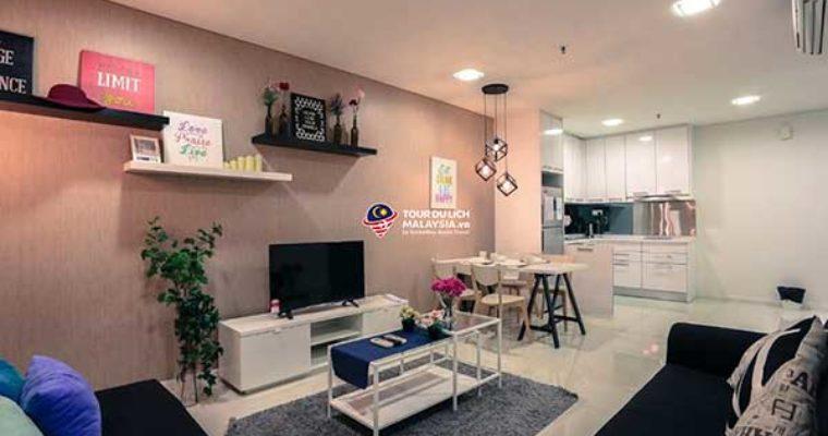 Căn Hộ Gia Đình 2 Phòng Ngủ Premium 7 khách – Căn hộ du lịch Kuala Lumpur