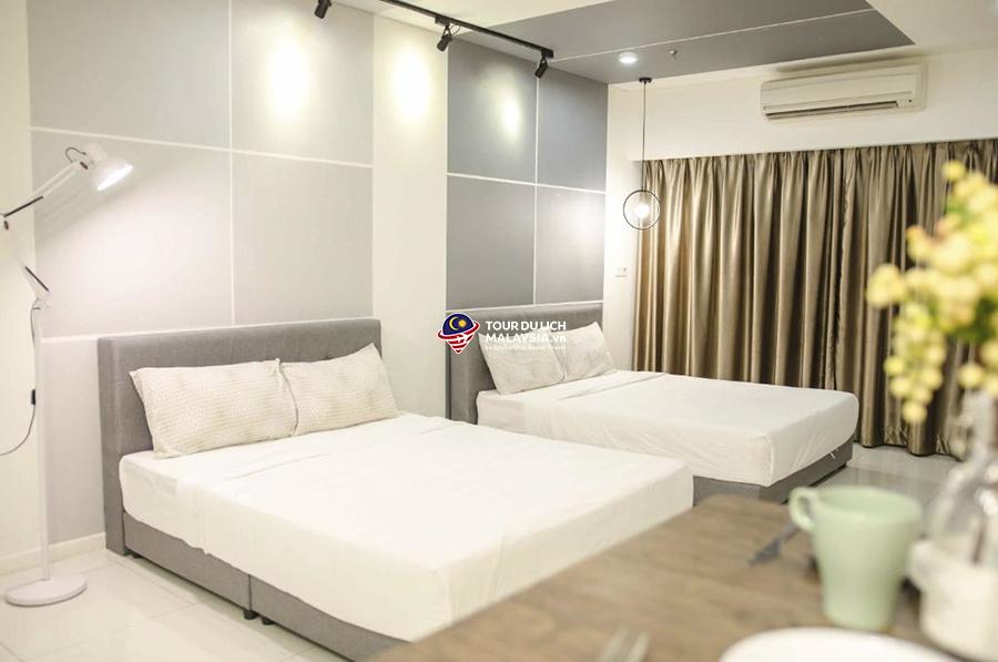 căn hộ du lịch Kuala Lumpur