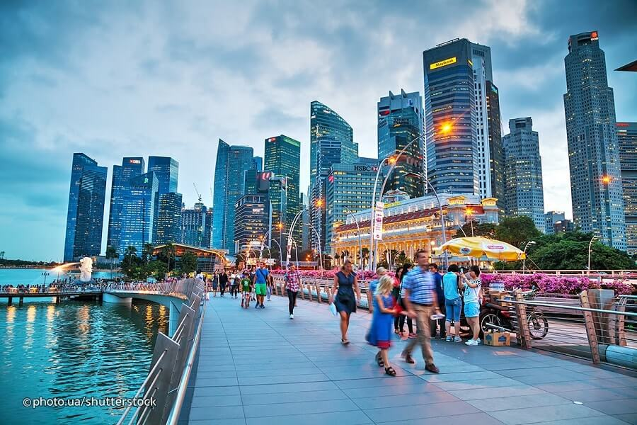 cong-vien-merlion-singapore