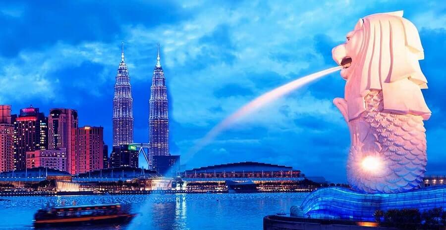 Du lịch Singapore Malaysia tự túc khó hay dễ?