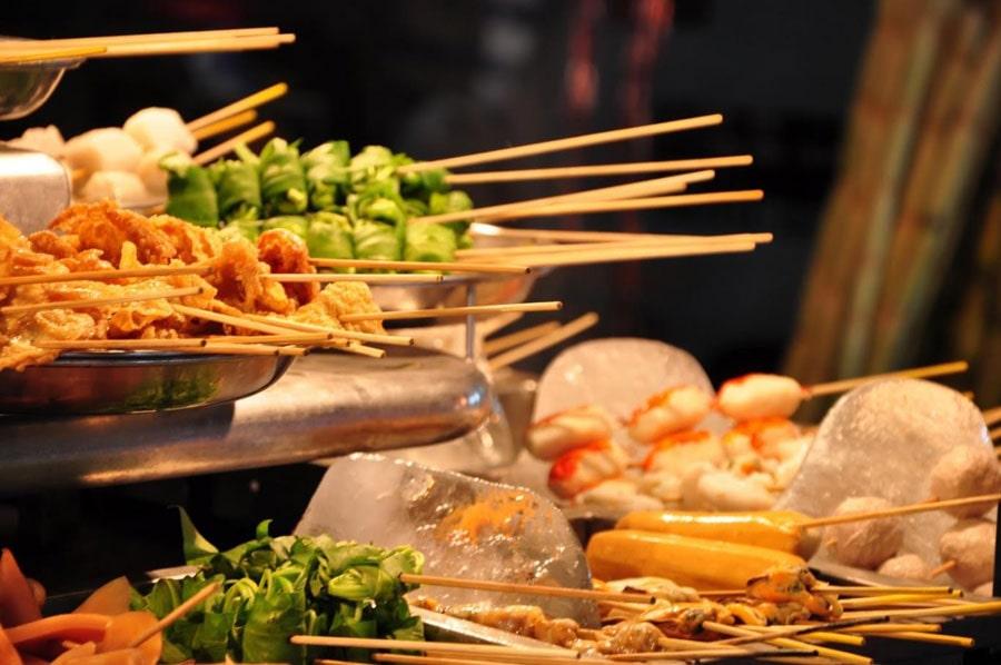 Đâu là những món ăn vặt ở Malaysia hút thực khách?