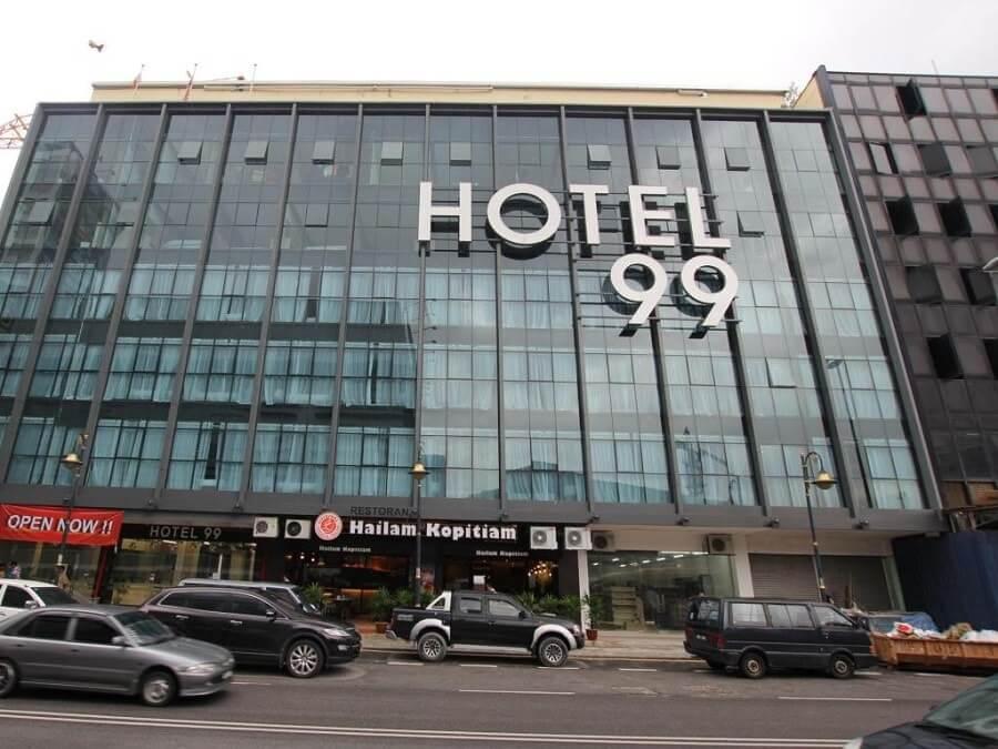 Hotel-99-Kuala-Lumpur -Chinatown