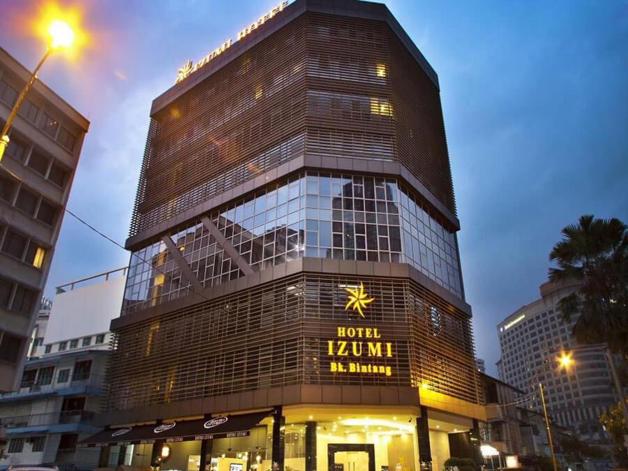 Izumi-Hotel-Bukit--Bintang-0