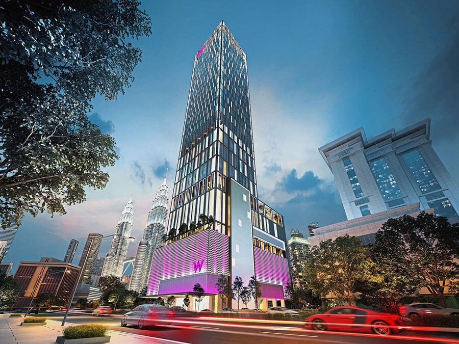 Nên ở khách sạn nào ở Malaysia?