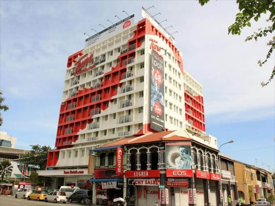Tune-Hotel Downtown-Penang