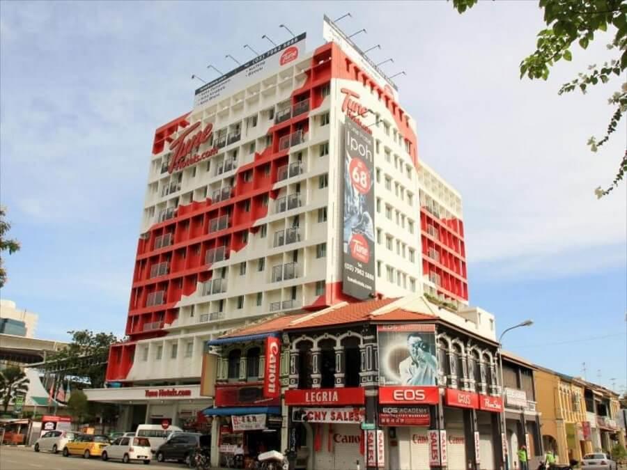Tune-Hotel Downtown-Penang