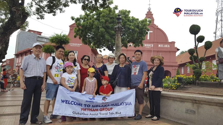 Tour Malacca 1 Ngày khám phá phố cổ – Khởi hành từ Kuala Lumpur