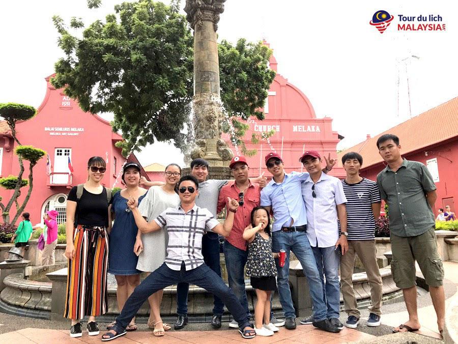 tour Malacca 1 ngày
