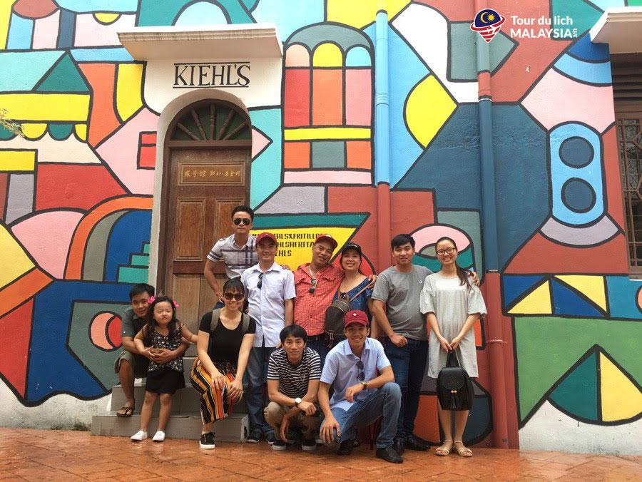 Olsen Steiner Phú Quốc tham quan Malacca