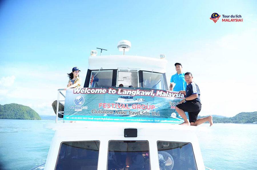 Festival - Land tour Langkawi Malaysia