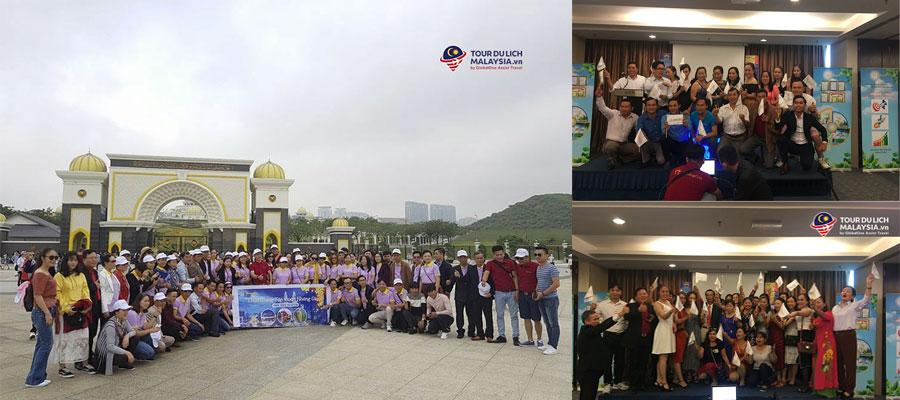 Hoàng Gia đặt land tour Kuala Lumpur kết hợp hội nghị