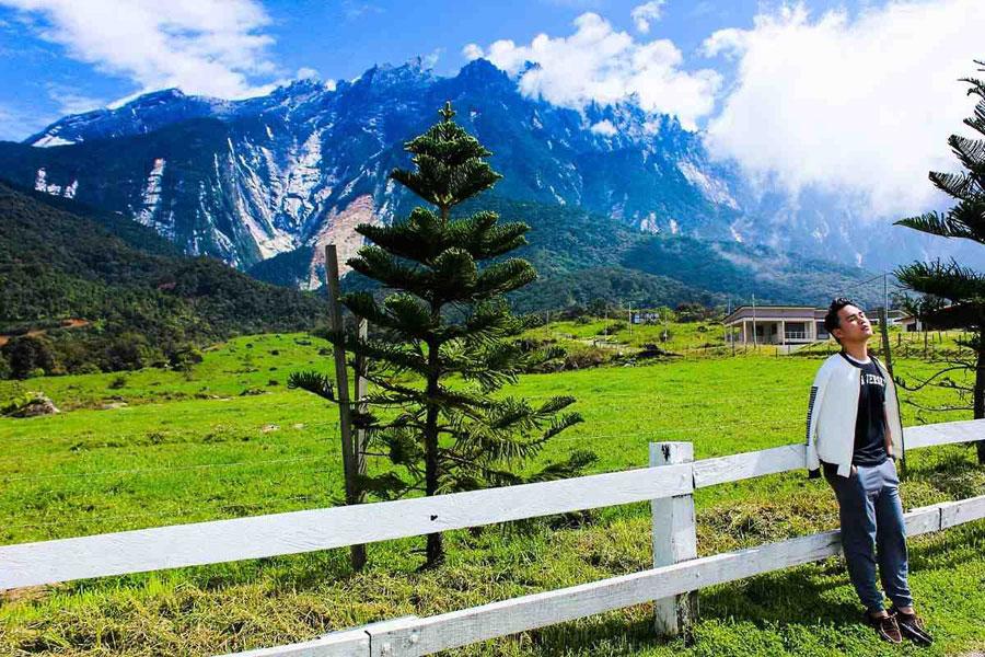 du lịch núi kota kinabalu