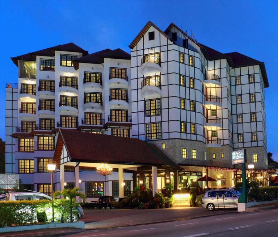 Khách sạn Malaysia Copthorne Cao nguyên Cameron